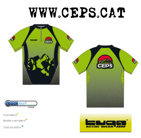 maillot ceps